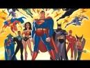Лига справедливости Justice League 1 2 сезоны