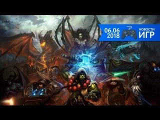 06.06 | Новости игр #40. Heroes of the Storm
