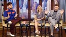 """Live with Kelly and Ryan (May 7, 2018) John Goodman (""""Roseanne"""") and Adam Lambert Interview"""