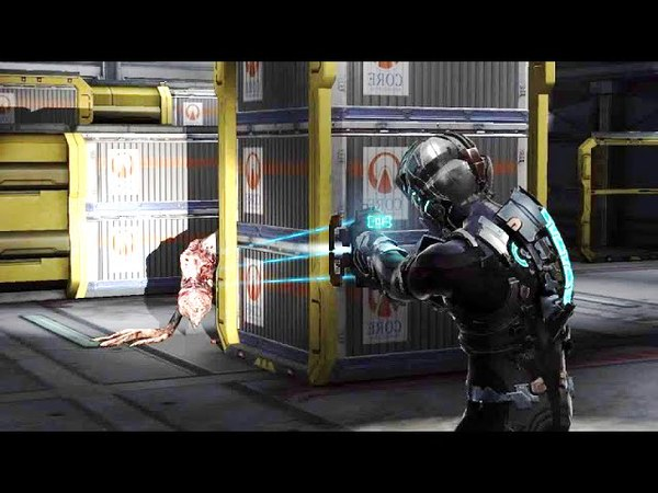 Dead Space 2 ~ Plasma Cutter Only No Bench No Store No Damage