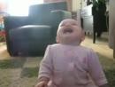 Как это прекрасно, когда дети смеются. Улыбнись и передай улыбку дальше!