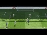 FIFA18 Великолепный ассист Джезуса, гол Виллиана.