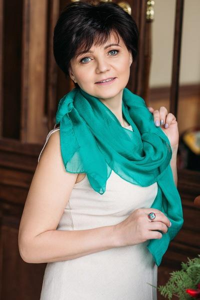 Любава Старкова