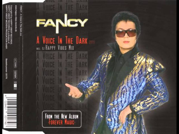 Fancy - A Voice In The Dark (Longer UltraTraxx Vibes Maxi-Mix)