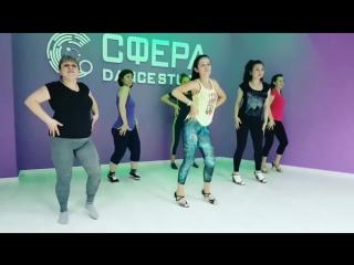 """Latino solo в танцевальной студии """"сфера """" в сочи"""