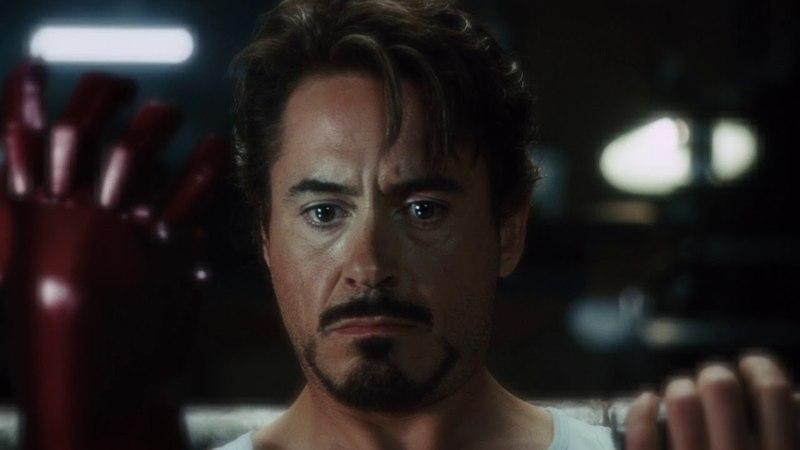 Peter Parker Tony Stark Я болен тобой