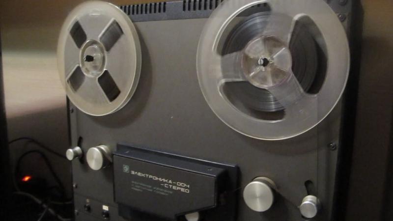 Заводим Электронику 004 после 20 лет простоя