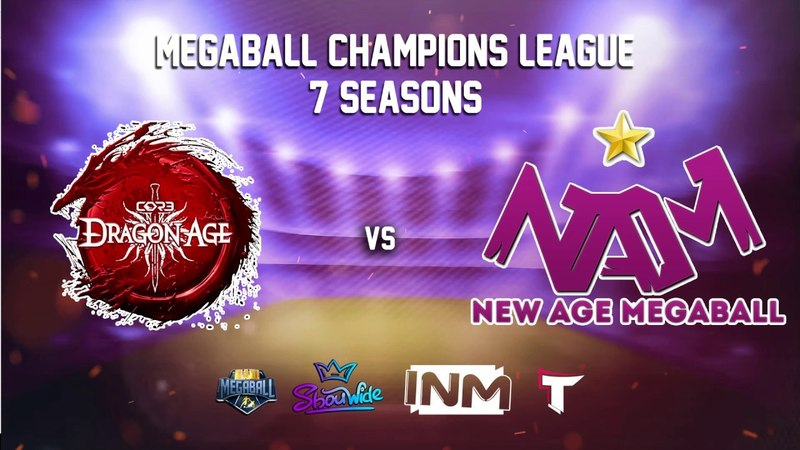 MCL 7. 2 Tour. Dragon Age vs New Age Megaball (Hulk Group )