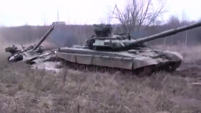 Неадекватные механики и о том как танки не боятся грязи...