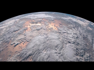 Himawari - earth globe 3d