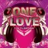 17.02.18 ★ ONE LOVE @ ГЛАВCLUB