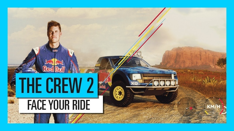 THE CREW 2 Face You Ride | Трейлер | Ubisoft