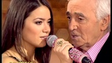 Star Academy 6 France HD - P17 16 Charles Aznavour &amp Dominique Hier encore