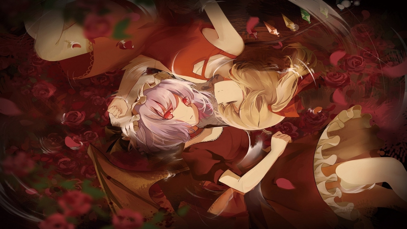 【Touhou Anime】幻想万華鏡 -The Memories of Phantasm-【東方】