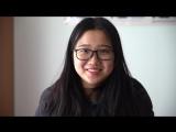 Ученики из Китая в «Перекрестке»