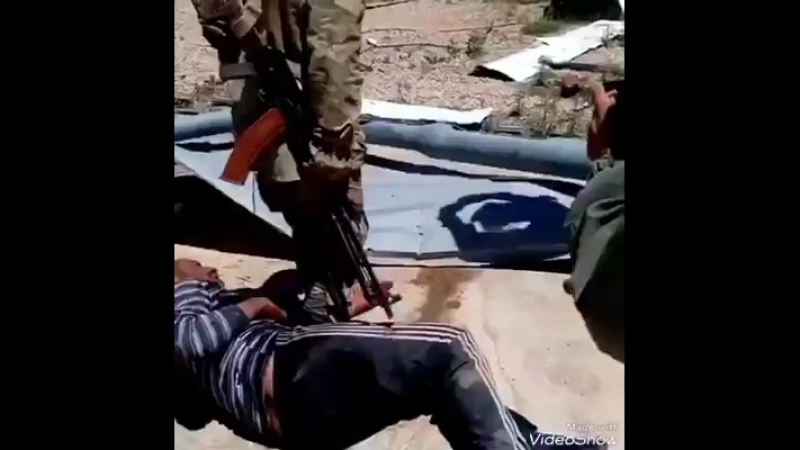 Расейские вояки в Сирии