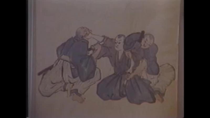 Ёсида-ха Шидаре Янаги-рю - Танто Дзюцу