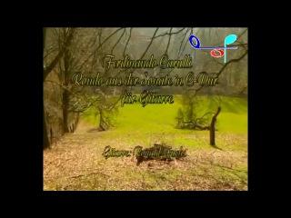Ferdinando Carulli: Rondo C-Dur (aus der Sonate C-Dur)