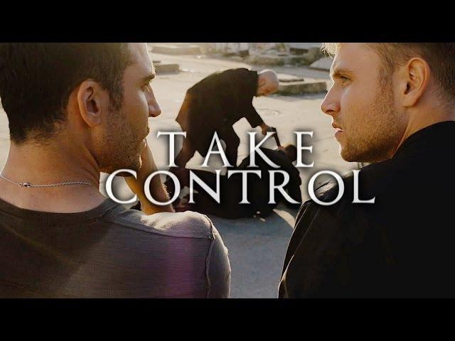 Take control; sense8