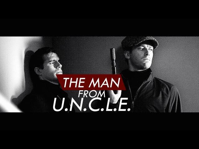 The man from U.N.C.L.E.   Beast