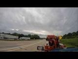 Tow Truck GoPro Hero 3+ Timelapse