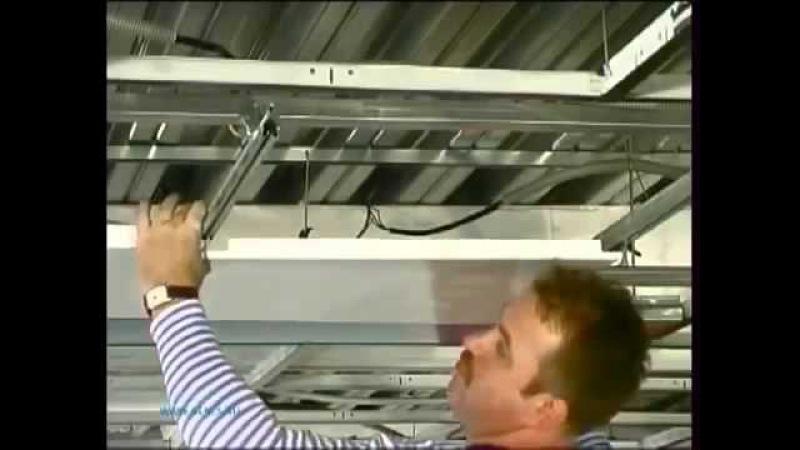 Видео монтаж потолка армстронг своими руками видео