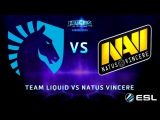 Road to Blizzcon: Team Liquid vs NaVi Game 1
