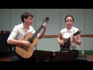 Apanhei-te Cavaquinho (Nazareth) - Marissa Carroll & Joel Woods