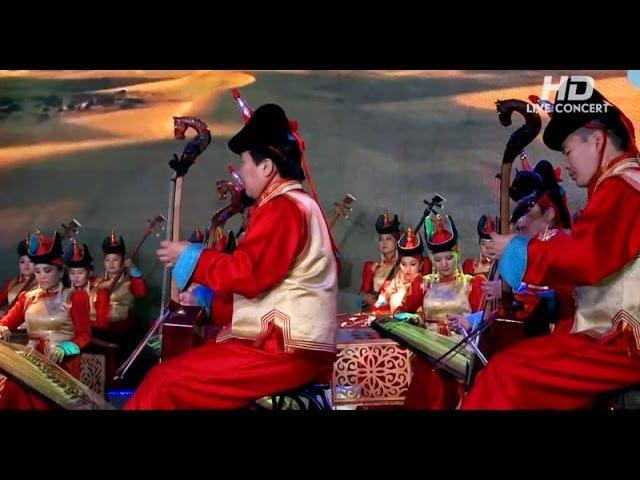 Mongolian Music Mongolian Steppe Melody HD