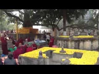 Путешествие по Индии -часть 2 (Агра,Бодхгайя-калач.2012,Сартнатх,Варанаси).