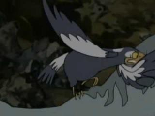 Серебряный конь 19 серия,animated cartoon