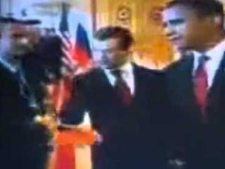 Не хотят здороваться с Обамой, крутой облом))))