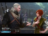 The Witcher 3 Wild Hunt Hearts of Stone Expansion Gameplay