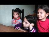 ბავშვები უყურებენ მეგრულად გახმოვანებულ