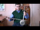 Elshan Mansurov demonstrates the kamancha