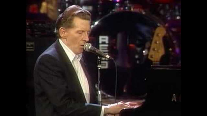 Jerry Lee Lewis - Whole Lotta Shakin Going On (From Legends of Rock n Roll DVD)