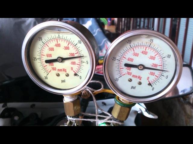 Sincronismo dos pistonetes do Carburador da Yamaha RD 350 YPVS