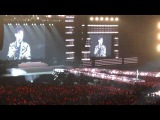 [150206 fancam cut] Tohoshinki Live Tour 2015 WITH ~ Fukuoka Talking