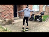 Self balancing, 2 wheel, smarting electric scooter,
