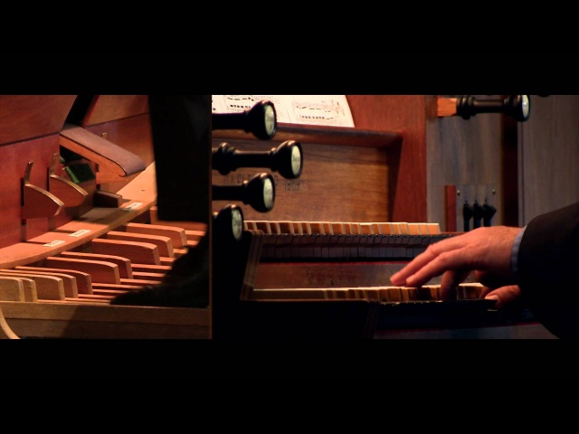 Bach: Toccata and Fugue in D Minor BWV 565; Rodney Gehrke, organ 4K UHD