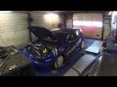 VW Golf 4 20v turbo GTX3076 700hp KMS MD35 ecu on dyno