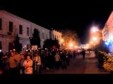 Факельное шествие 08.05.2015 г. Керчь