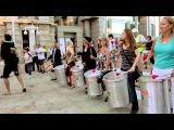 Wasamba Flash Mob - Forrest Chase