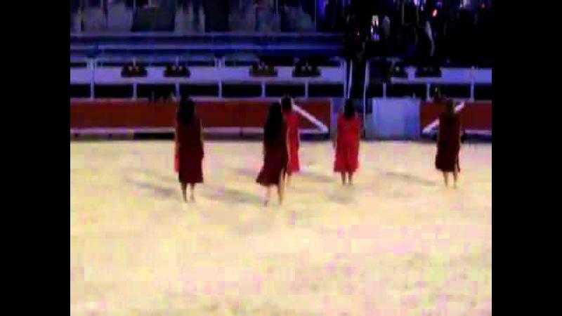 Ludi Romani римские танцы 2011 I