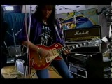 Ace Frehley - Breakout (rare studio video)