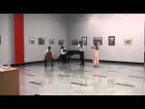 Кали Раушан - пьеса для фортепианного квартета Құалай соғар қоңыр жел