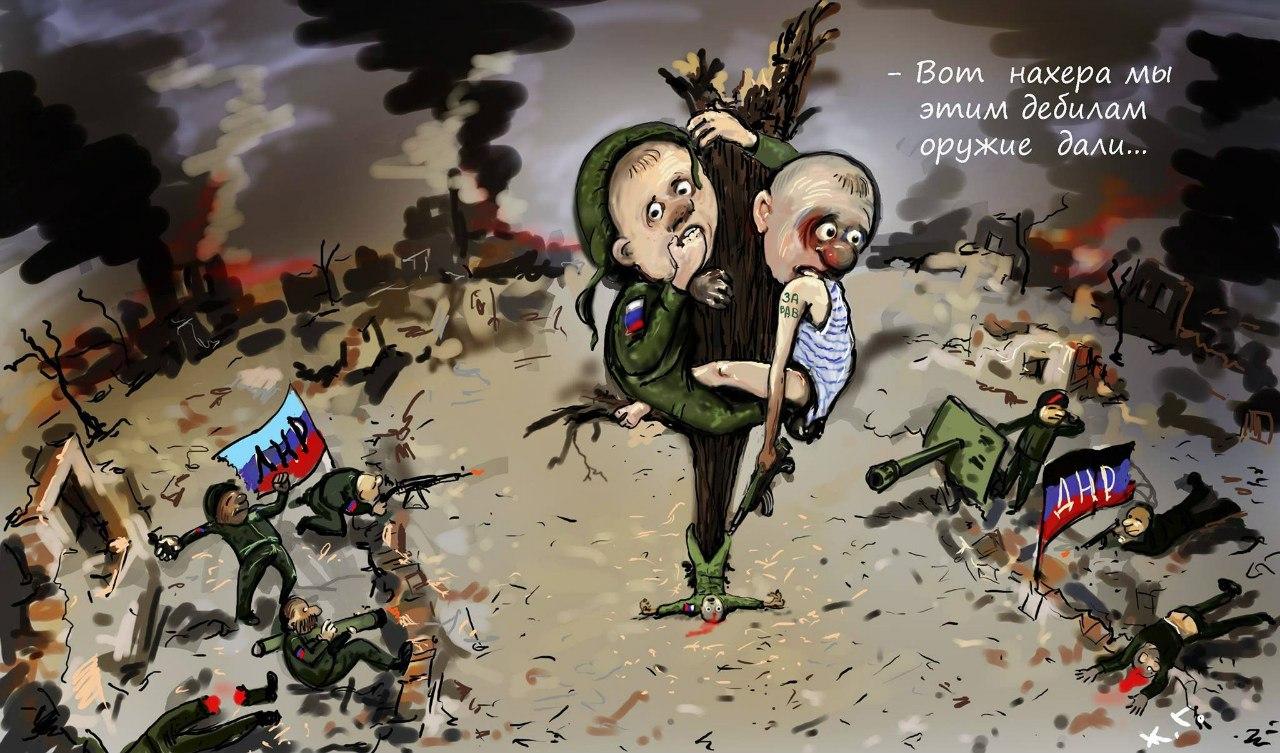 """""""Всю ночь у них пальба идет - либо тренировки, либо междоусобные разборки"""", - украинские разведчики о боевиках на Донетчине - Цензор.НЕТ 9933"""