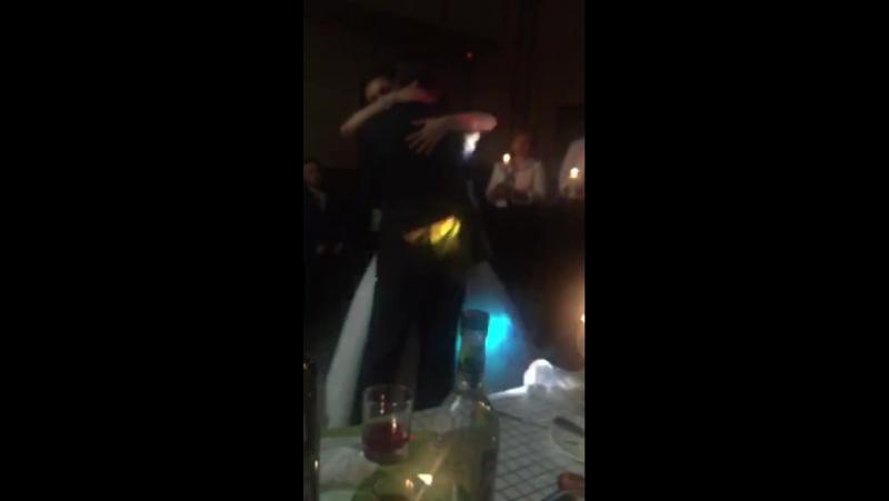 свадьба! Танец отца и невесты:)