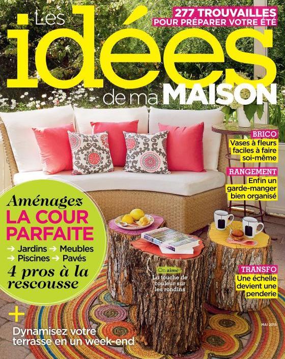 Lesideesdemamaisonmai2015 pdf download free reading for Idees de ma maison magazine