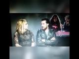 Aaron and Elisabeth vine
